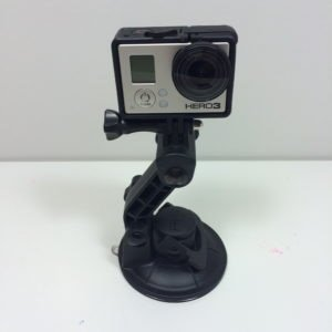 GoPro suction cup mount top 5 GoPro accessories